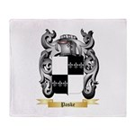 Paske Throw Blanket