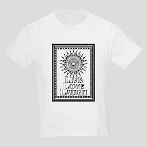 Color Me Live Love Laugh T-Shirt