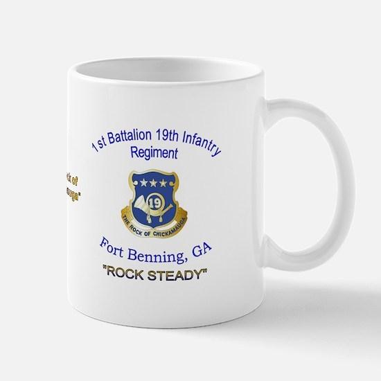 1st Bn 19th Inf mug Mugs