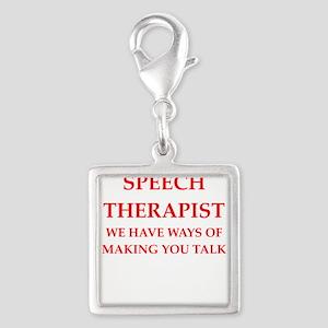 speech therapist Charms
