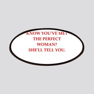 perfect woman Patch