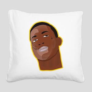 Trap Square Canvas Pillow