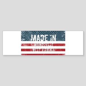 Made in Moundsville, West Virginia Bumper Sticker