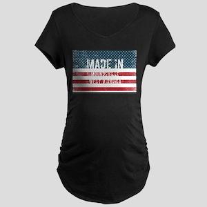 Made in Moundsville, West Virgin Maternity T-Shirt