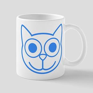 Doodle Cat Mugs