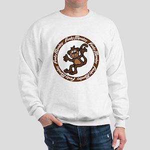 Funky Monkey Sweatshirt