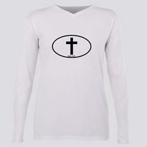 Cross Oval T-Shirt