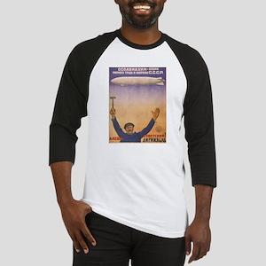 Vintage poster - CCCP Baseball Jersey