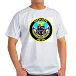 USS Platte (AO 24) Light T-Shirt