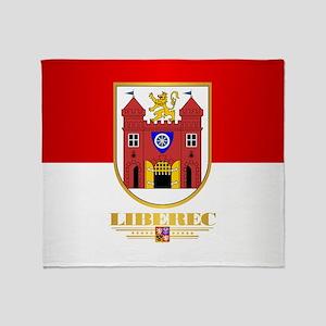 Liberec Throw Blanket