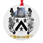 Pashley Round Ornament