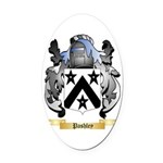 Pashley Oval Car Magnet