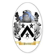 Pashley Sticker (Oval)