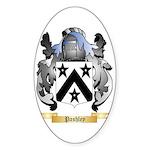 Pashley Sticker (Oval 50 pk)