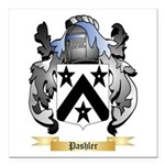 Pashler Square Car Magnet 3