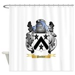 Pashler Shower Curtain