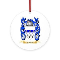 Pashkov Round Ornament