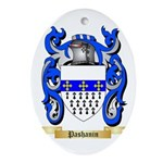 Pashanin Oval Ornament