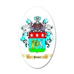 Pascy 35x21 Oval Wall Decal