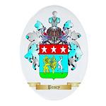 Pascy Oval Ornament