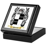 Pascual Keepsake Box
