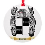 Pascual Round Ornament