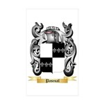Pascual Sticker (Rectangle 50 pk)