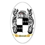 Pascual Sticker (Oval 50 pk)