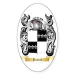 Pascoe Sticker (Oval)