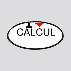 I Love Calculus Patch