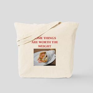 gyros Tote Bag