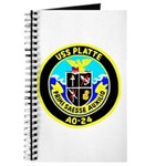 USS Platte (AO 24) Journal