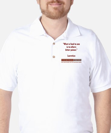 WHAT IS FOOD... Golf Shirt