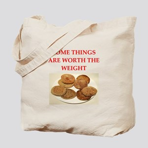 english,muffins Tote Bag