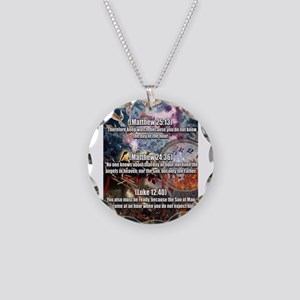 be prepare Necklace Circle Charm