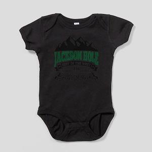 Jackson Hole Vintage Infant Bodysuit Body Suit