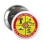 "USS Guadalupe (AO 32) 2.25"" Button (100 pack)"