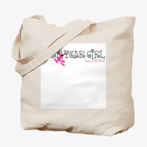 Leap Year Girl 2012 Tote Bag