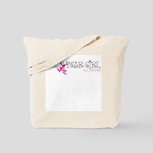 Leap Year Girl 2012 Tote Bag