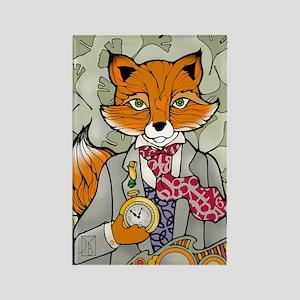 The Dapper Mr. Fox Magnets