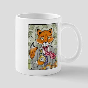 The Dapper Mr. Fox Mugs