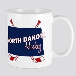 North Dakota Hockey Mug