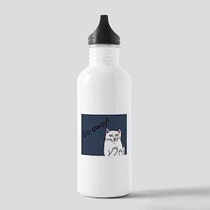 Naughty Cat Water Bottle