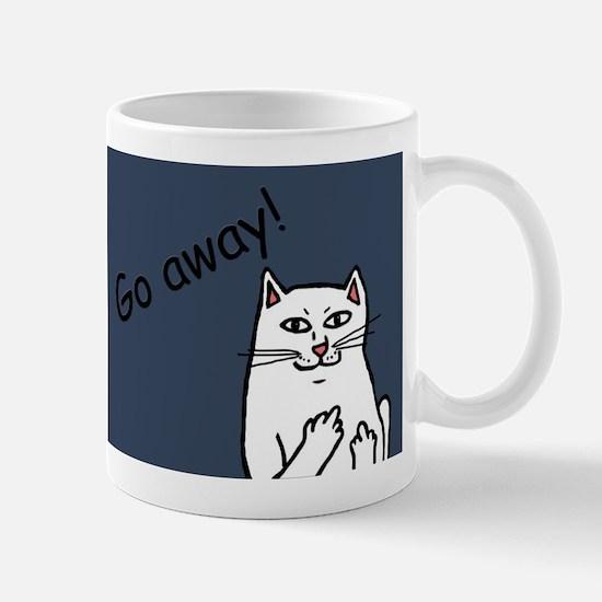 Naughty Cat Mugs