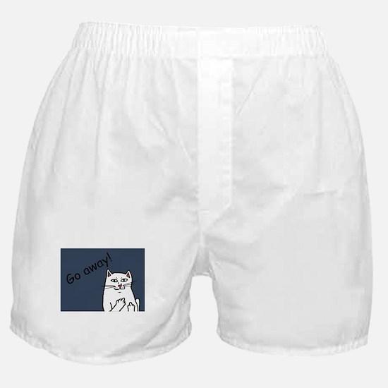 Naughty Cat Boxer Shorts