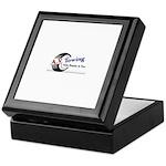 AV-Towing Logo Keepsake Box