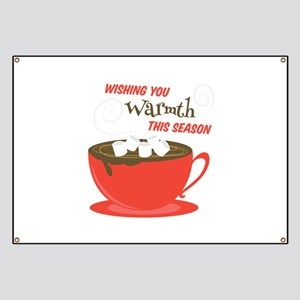 Wishing Warmth Banner