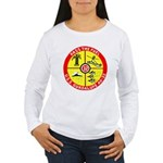 USS Guadalupe (AO 32) Women's Long Sleeve T-Shirt