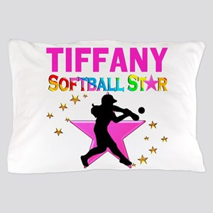 SOFTBALL STAR Pillow Case