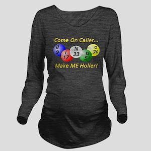 product name Long Sleeve Maternity T-Shirt